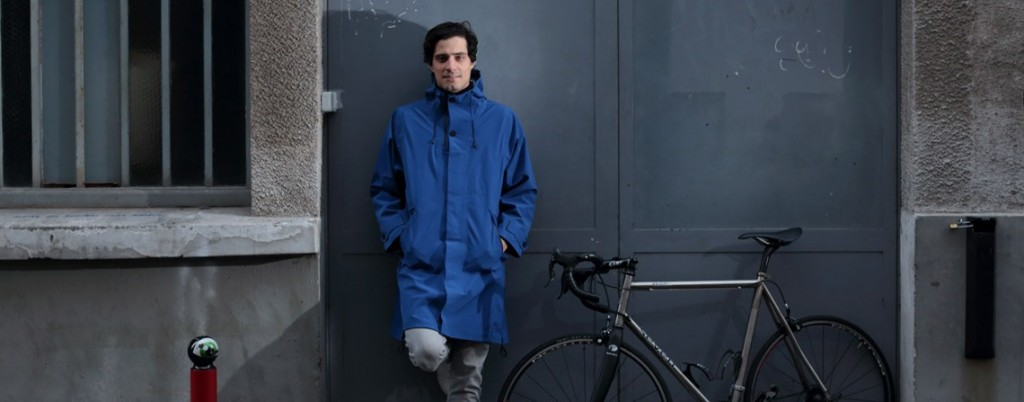 louison bobet trench poncho impremeable velo 04