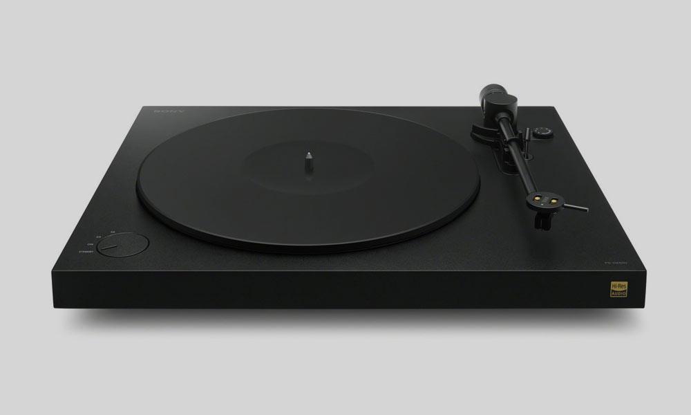 platine vinyle sony pshx500 encodage disque wav home