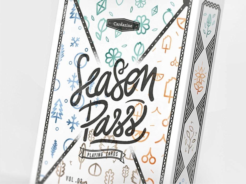the season pass carte de jeu thematisées graphisme home