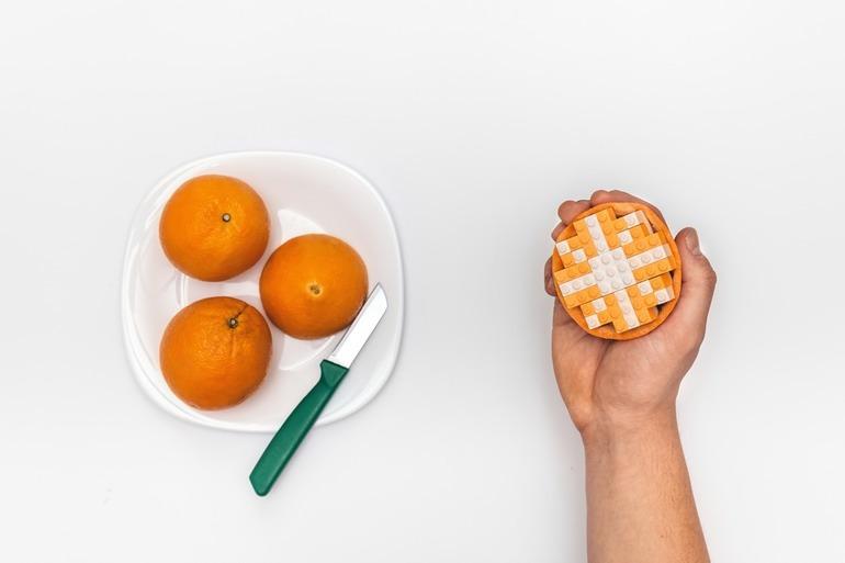 OrangeLego