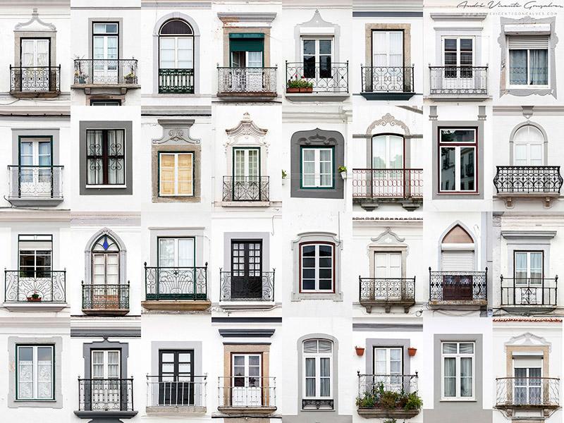 Windows of the World - Montemor-o-Novo, Portugal