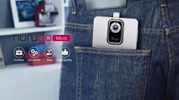 nurugo micro microscope pour smartphone 01