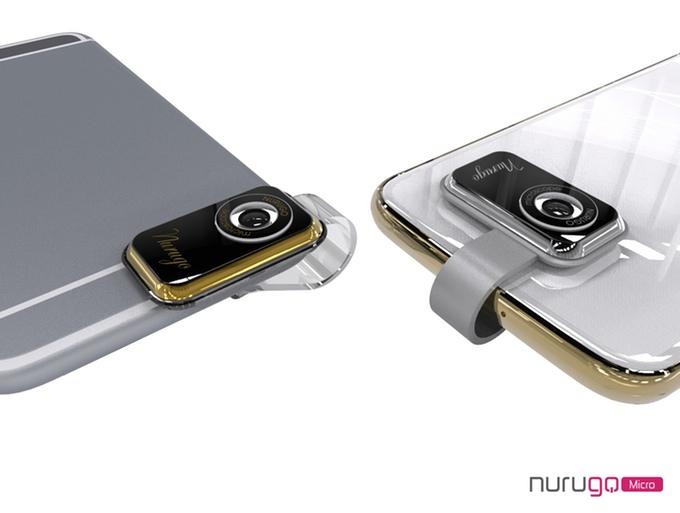 nurugo micro microscope pour smartphone 02