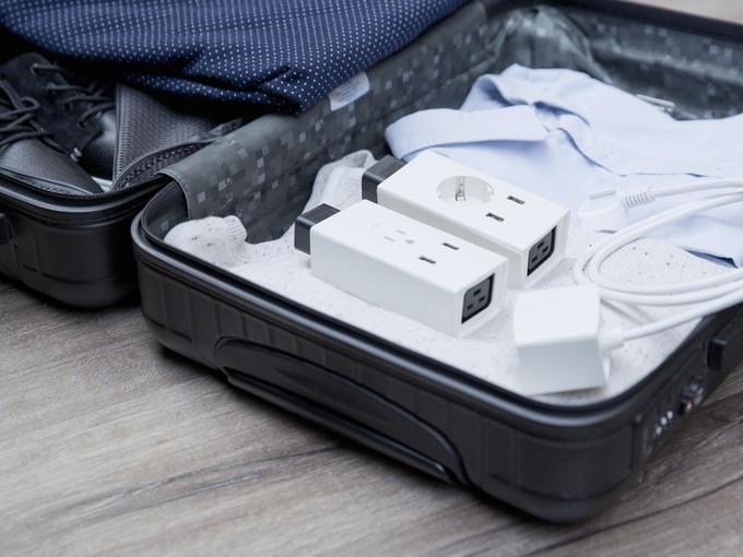 youmo prise modulaire chargeur sans fil lampe multiprises 04