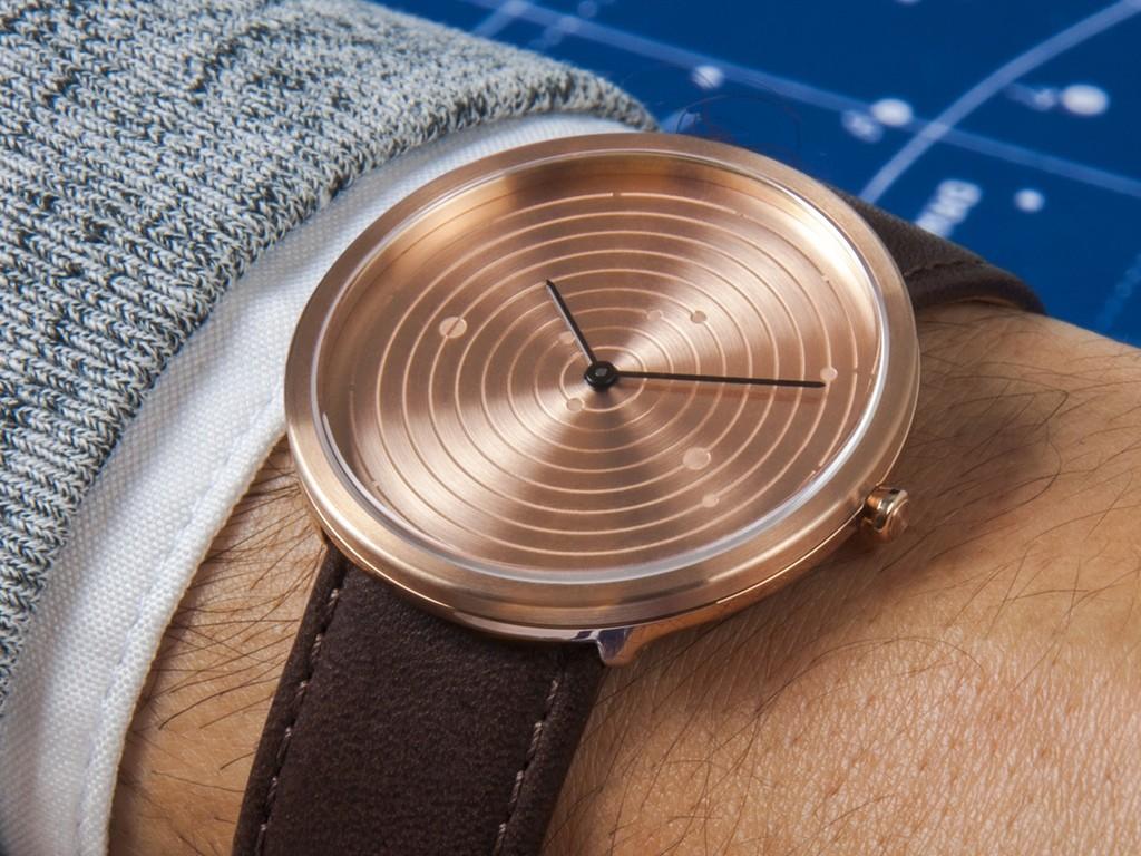 ephemeris montre systeme solaire personnalisee kickstarter cdc 04