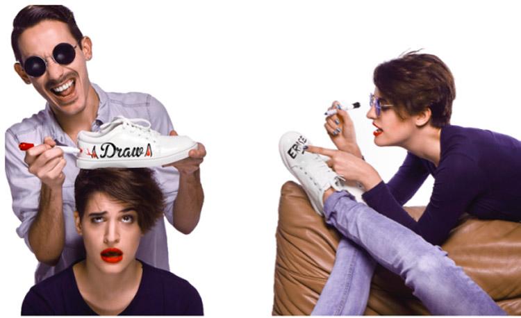 mr-monkies-chaussures-blanche-a-personnaliser-feutre-01
