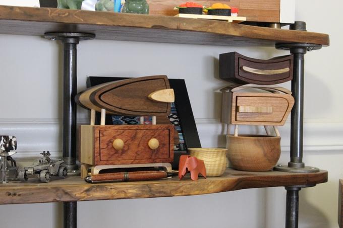 parillaworks meuble miniature bois 01