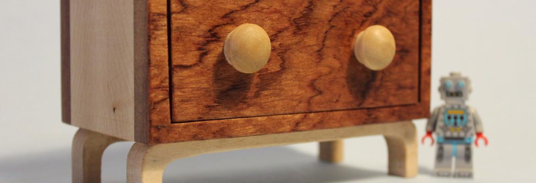 parillaworks meuble miniature bois home