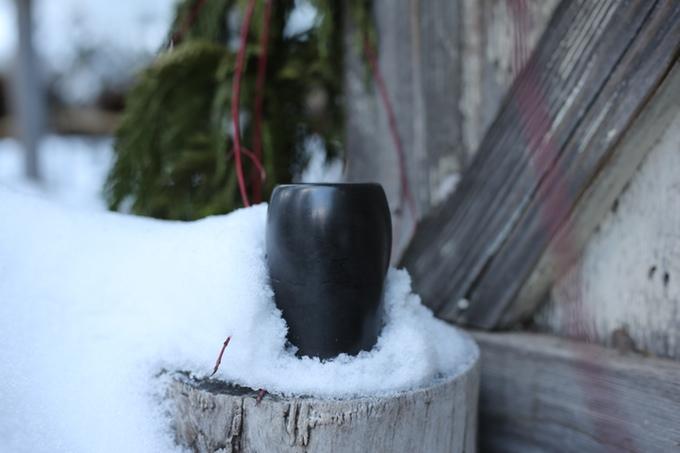 the stone cup tasse marbre noir kickstarter chasseursdecool 01