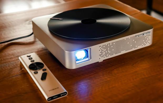 xgimi Z4 aurora video projecteur indiegogo crowdfunding 4k 01