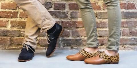 pied de biche chaussures cuir paris ulule home