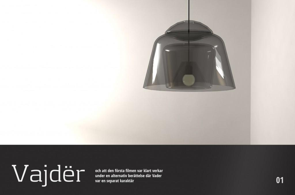 star wars lampe plafond suedois design 01