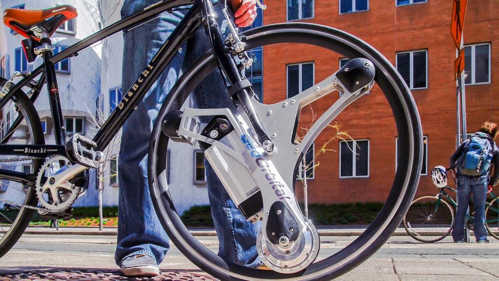 geoorbital wheel roue electrique vélo home