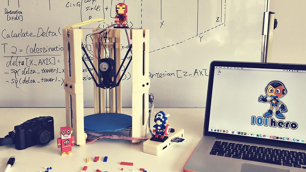 imprimante 3D bon marche 49 dollars home