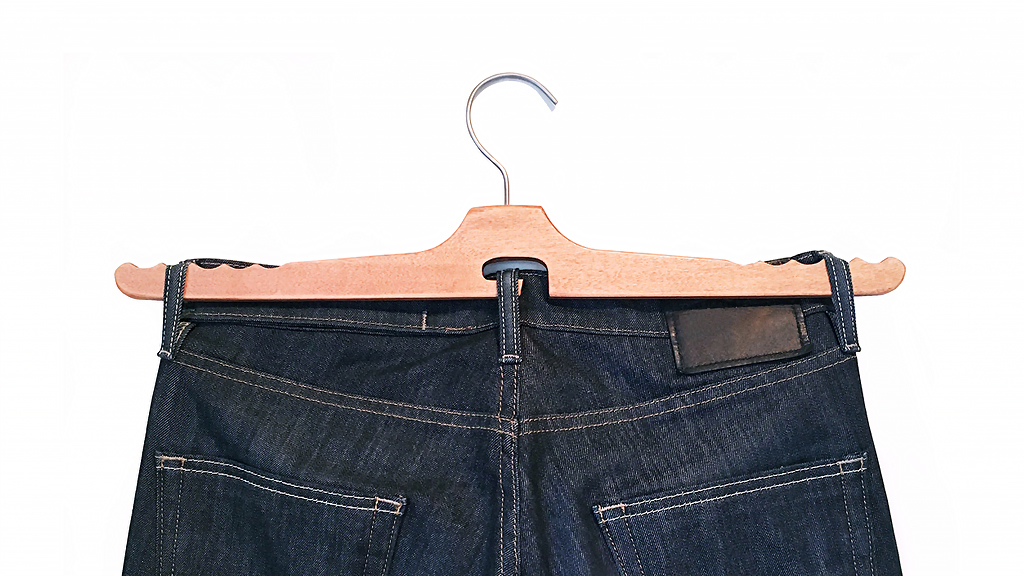 the jean hanger cintre pour jean home