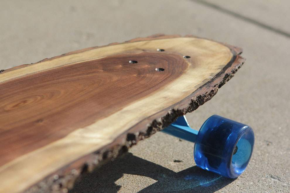 31 and change longboard bois brut skateboard home