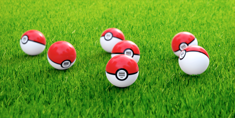 pokemon go pokemon chargeur batterie externe HOME