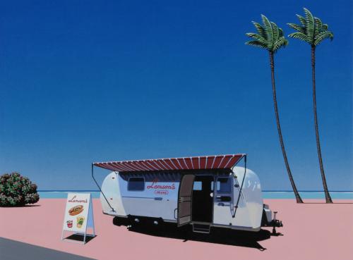 hiroshi-nagai-peinture-huile-jaquette-musique-pop-japonaise-06